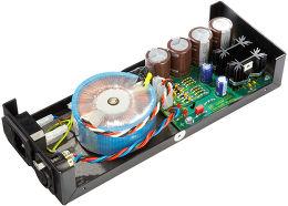Lehmann Audio PWX Vue intérieure