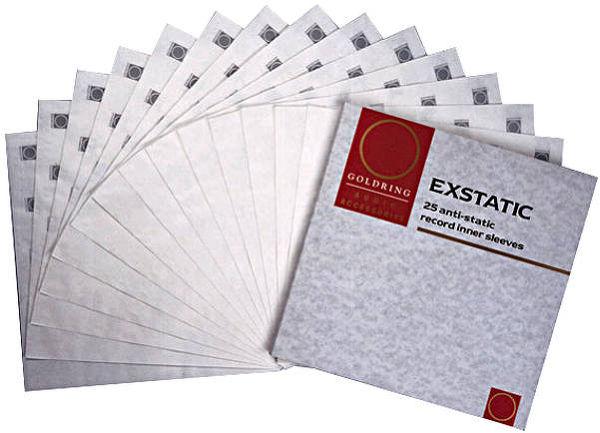 Pochettes anti-statiques Vue principale