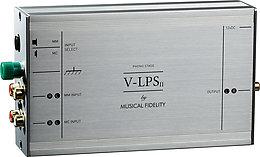 Musical Fidelity V-LPS2 Vue principale