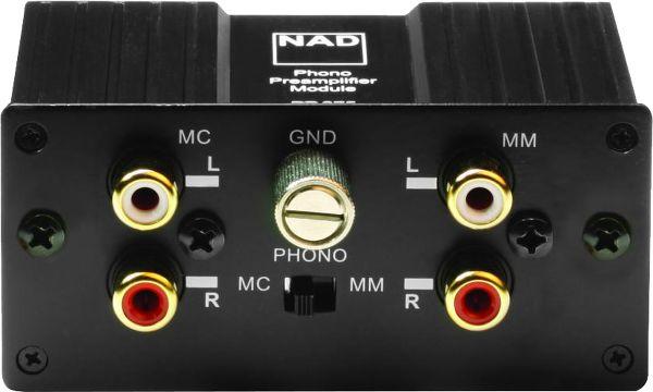 NAD PP 375 Vue principale