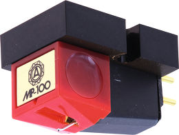 Nagaoka MP-100 Vue principale