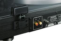 Onkyo CP-1050 Vue arrière