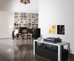 Onkyo CP-1050 Mise en situation 2