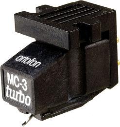 Ortofon MC3 Turbo Vue 3/4 gauche