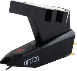 Ortofon OM-10E Vue 3/4 gauche