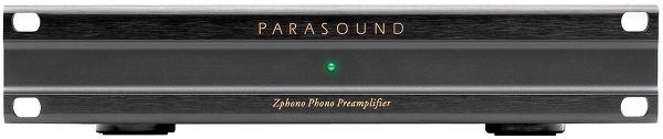 Parasound Zphono Vue principale