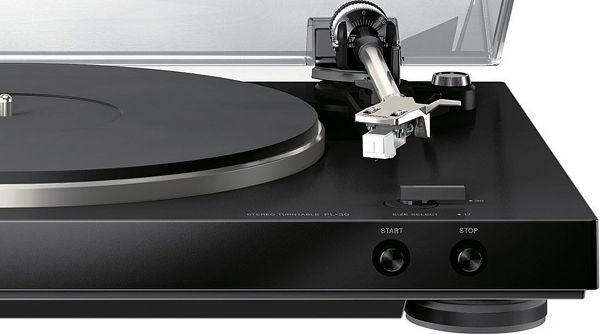 Platines vinyle hi-fi