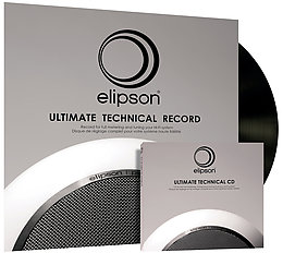 Elipson Ultimate Technical Record Mise en situation 1