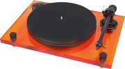 Pro-Ject 2-Xperience Primary Acryl Orange