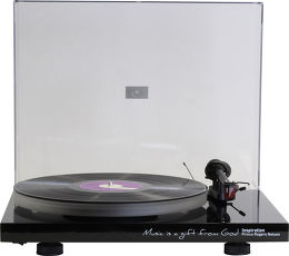 Pro-Ject Debut 3 Esprit DC Inspiration 4 Mise en situation 1