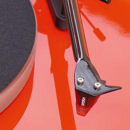 Pro-Ject Debut Carbon Esprit Color of Music Vue de détail 1