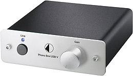 Pro-Ject Phono Box USB V Vue principale