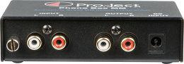 Pro-Ject Phono Box MM DC Vue de face
