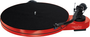 Pro-Ject RPM 1.3 Inspiration II Rouge