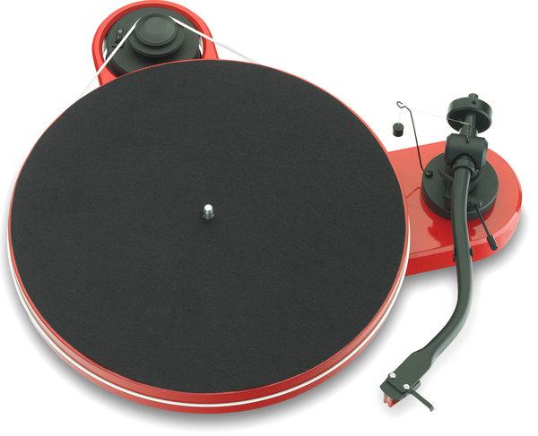 Pro-Ject RPM-1.3 G�nie Vue principale