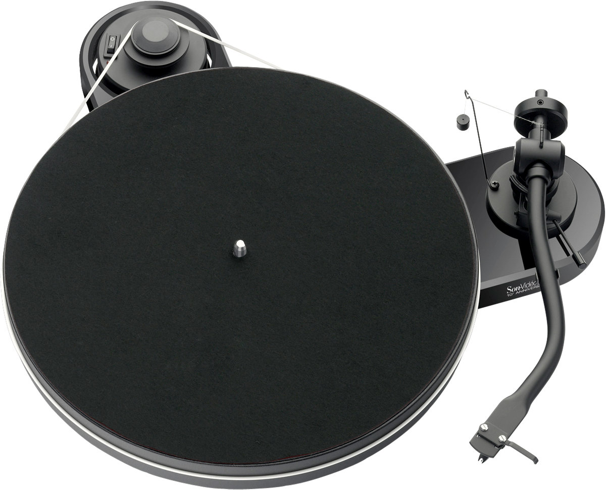 Pro ject rpm 1 3 g nie 10 ans platines vinyle son - Platine vinyle design ...