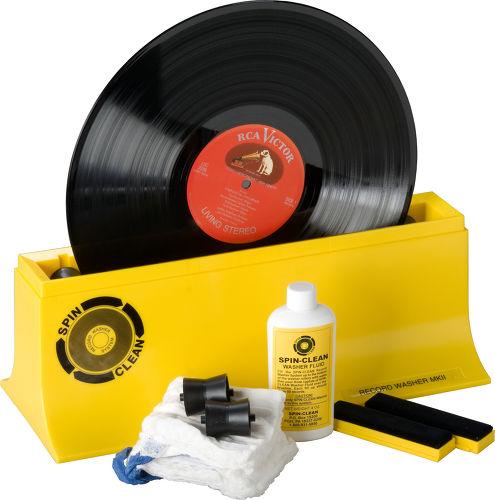 Produits d'entretien vinyle