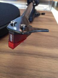 Pro-Ject X Klipsch Heritage Debut Carbon DC Vue de détail 1