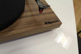 Pro-Ject X Klipsch Heritage Debut Carbon DC Vue de détail 2