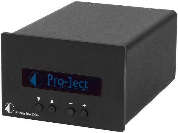 Pro-Ject Phono Box DS Plus Vue principale