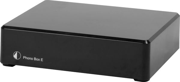 Pro-Ject Phono Box E Vue principale
