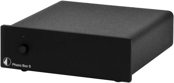 Pro-Ject Phono Box S Vue principale