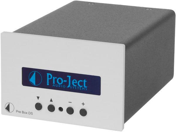 Pro-Ject Pre Box DS Vue principale
