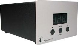 Pro-Ject Speed Box DS Vue 3/4 gauche
