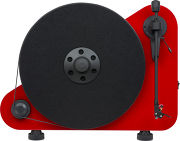 Pro-Ject Vertical Turntable E droitier OM5e Bluetooth Rouge