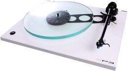 Rega RP3 Plus Mise en situation 1