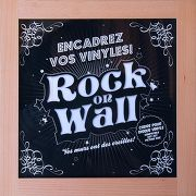 Rock on wall Cadre Hêtre