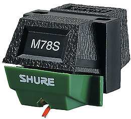 Shure DSH-M78S Vue principale