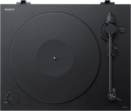SONY PS-HX500 Vue Dessus