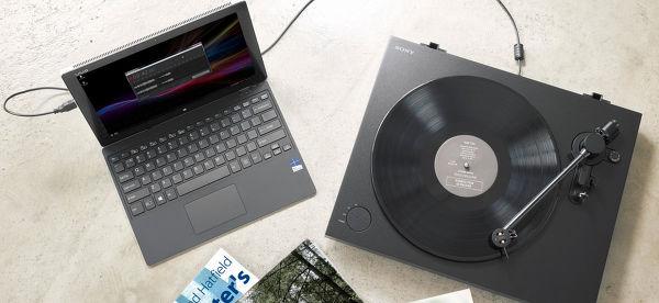 Utilisation du logiciel Hi-Res Audio Recorder