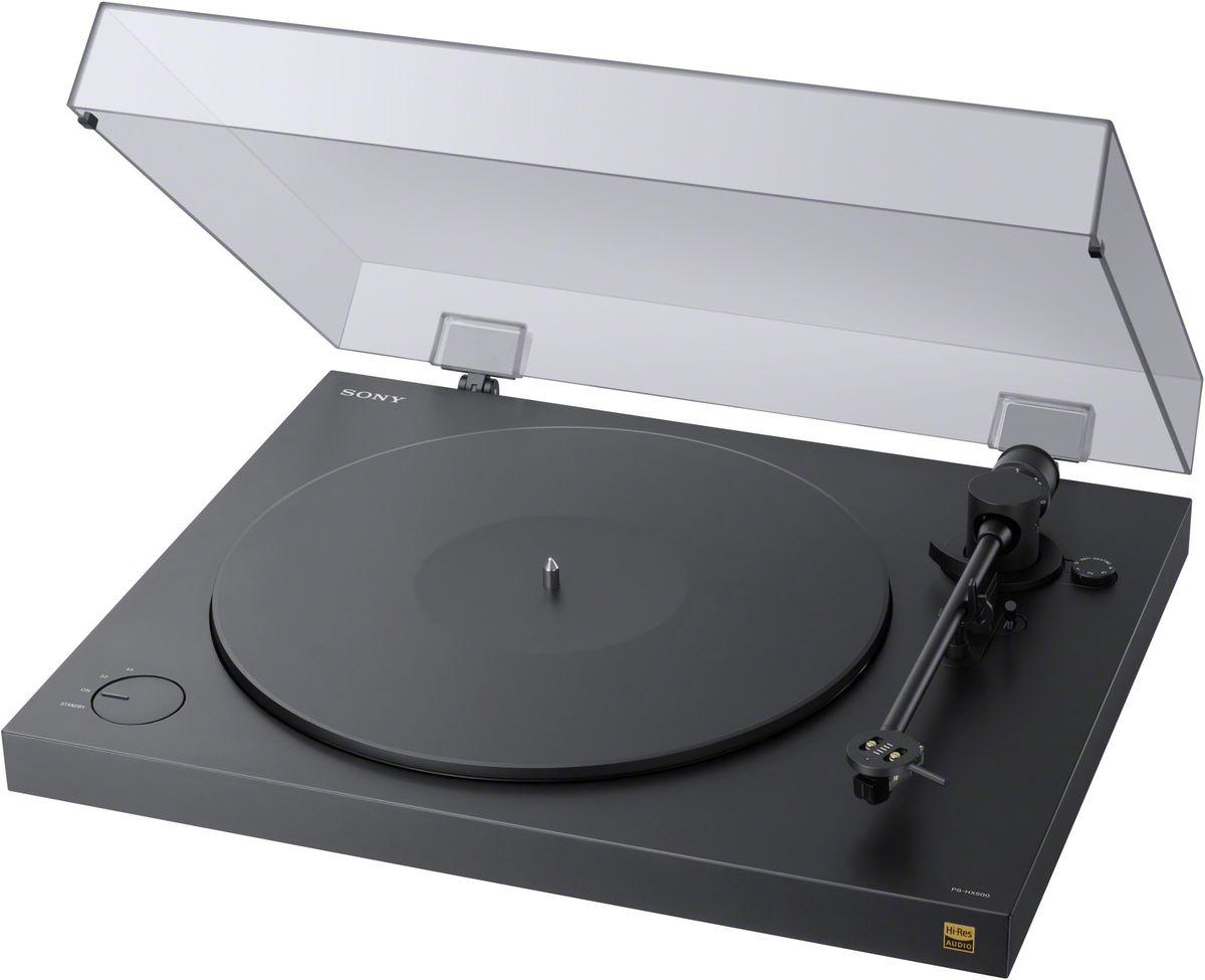 sony ps-hx500 - platines vinyle hi-fi sur son-vidéo