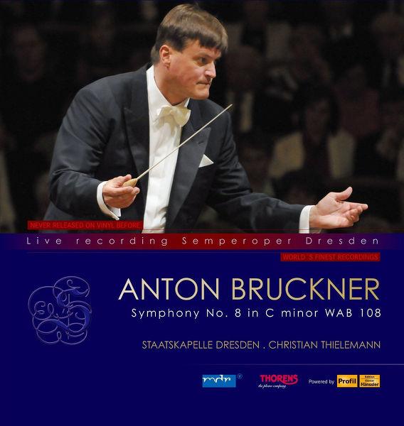 Thorens Anton Bruckner LP Vue principale