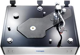 Thorens TD550 Vue technologie 1