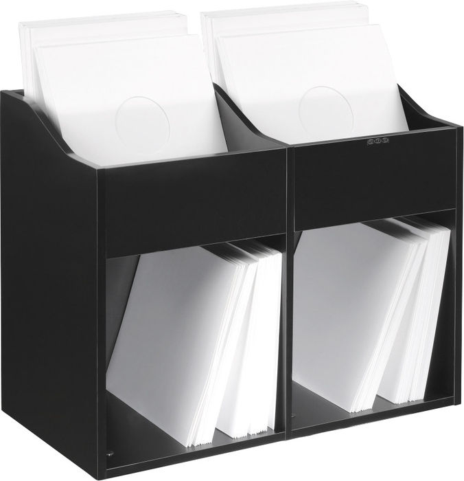 zomo ibiza vsbox 200 2 meubles vinyle son vid. Black Bedroom Furniture Sets. Home Design Ideas