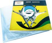 PG Plastique Lot de 50 pochettes ext�rieures 33T (100 microns)