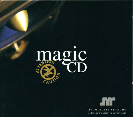 Le CD de rodage Magic CD de Jean-Marie Reynaud