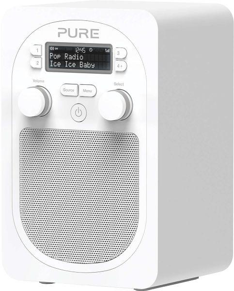 Pure Evoke D2 Bluetooth Vue principale