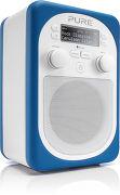 Pure Evoke D2 Mio Bluetooth Bleu (Cerulean)
