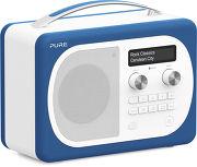 Pure Evoke D4 Mio Bluetooth Bleu (Cerulean)