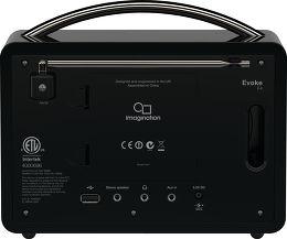 Pure Evoke F4 Vue arrière