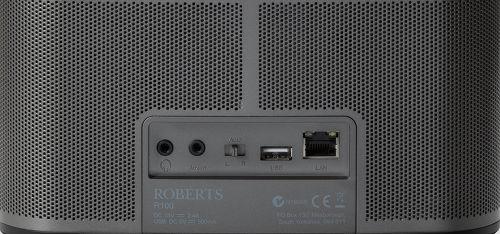 Roberts R100 detail