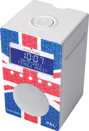 Tivoli Pal+ Union Jack