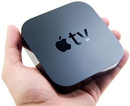 Apple TV Mise en situation 1
