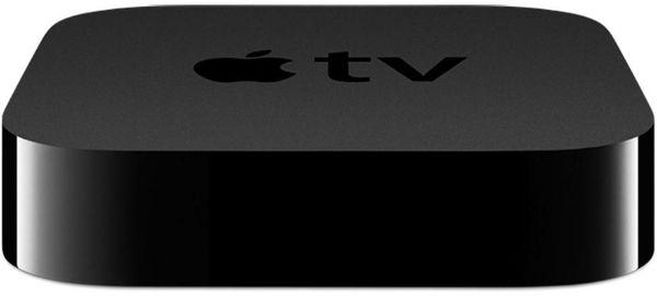 Apple TV Vue principale