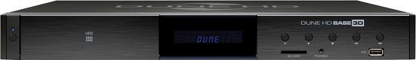 Dune HD Base 3D Vue principale