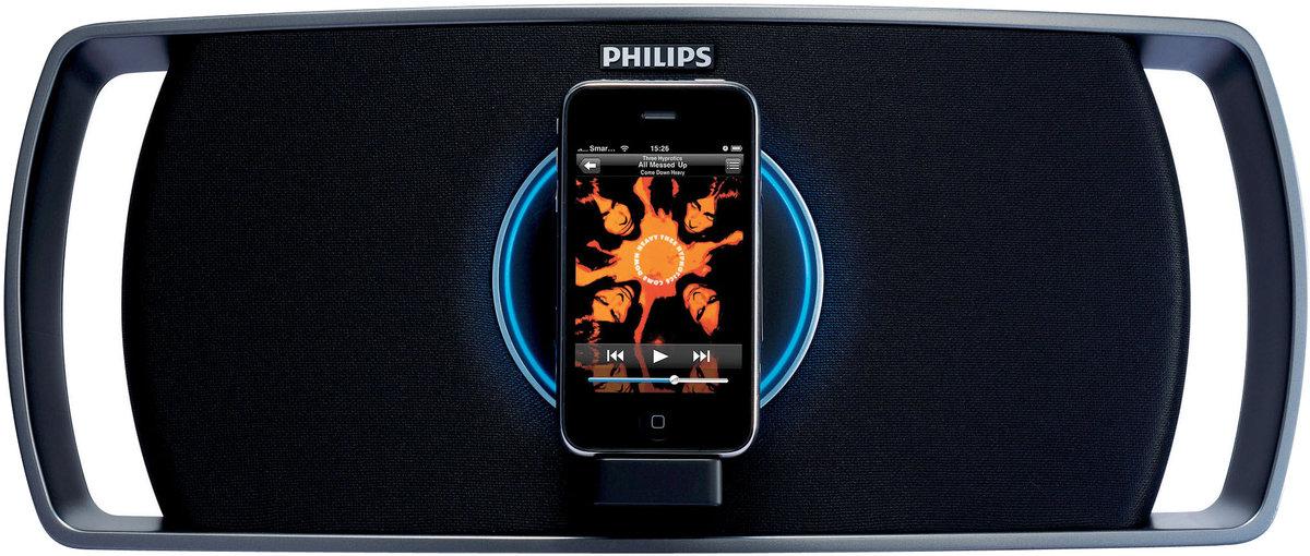 philips sbd8100 cha nes portables son vid. Black Bedroom Furniture Sets. Home Design Ideas